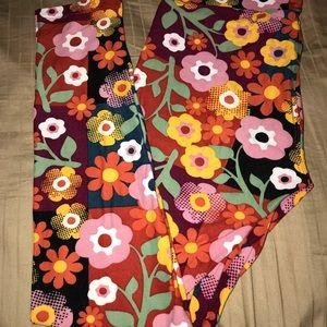 Pants - LulaRoe OS leggings